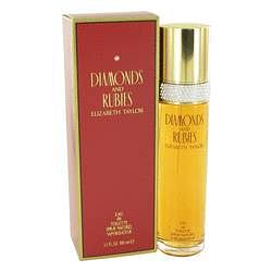 Diamonds & Rubies Eau De Toilette Spray By Elizabeth Taylor, Perfume, Marcus Allen Accessories - Marcus Allen Accessories