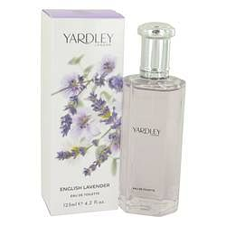 English Lavender Eau De Toilette Spray By Yardley London