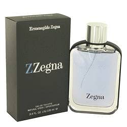Z Zegna Eau De Toilette Spray By Ermenegildo Zegna 3.3 oz Eau De Toilette Spray