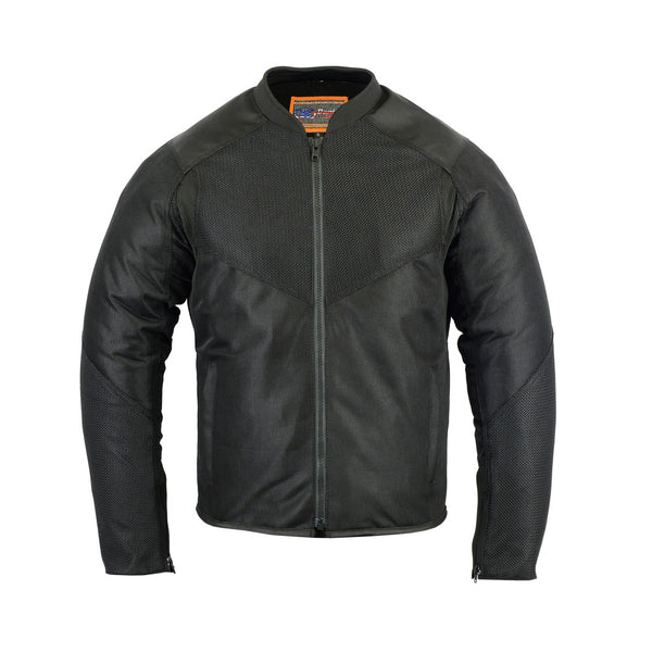 DS760 Men's Sporty Mesh Jacket, Motorcycle, Marcus Allen Accessories - Marcus Allen Accessories