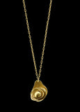 Cabbage Rose Pendant Necklace