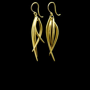 medium tusks earring