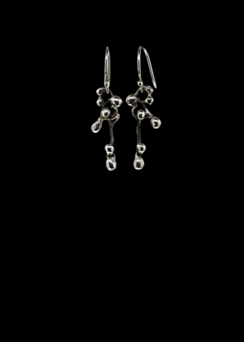Molten Cluster Small Earring