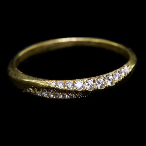avanyu pave diamond ring