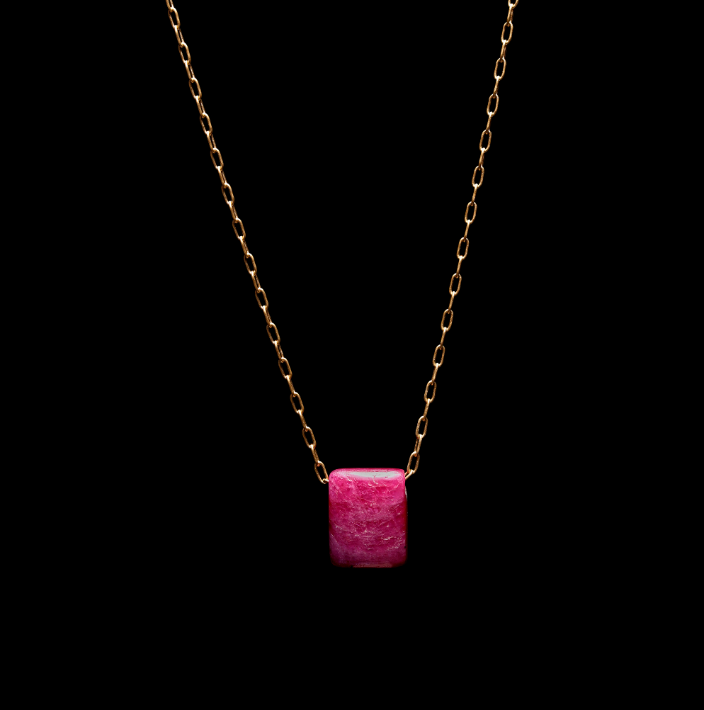 Chiclet Necklace