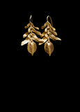 Wild Fern Short Earring