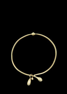 Wraparound Bead Bangle