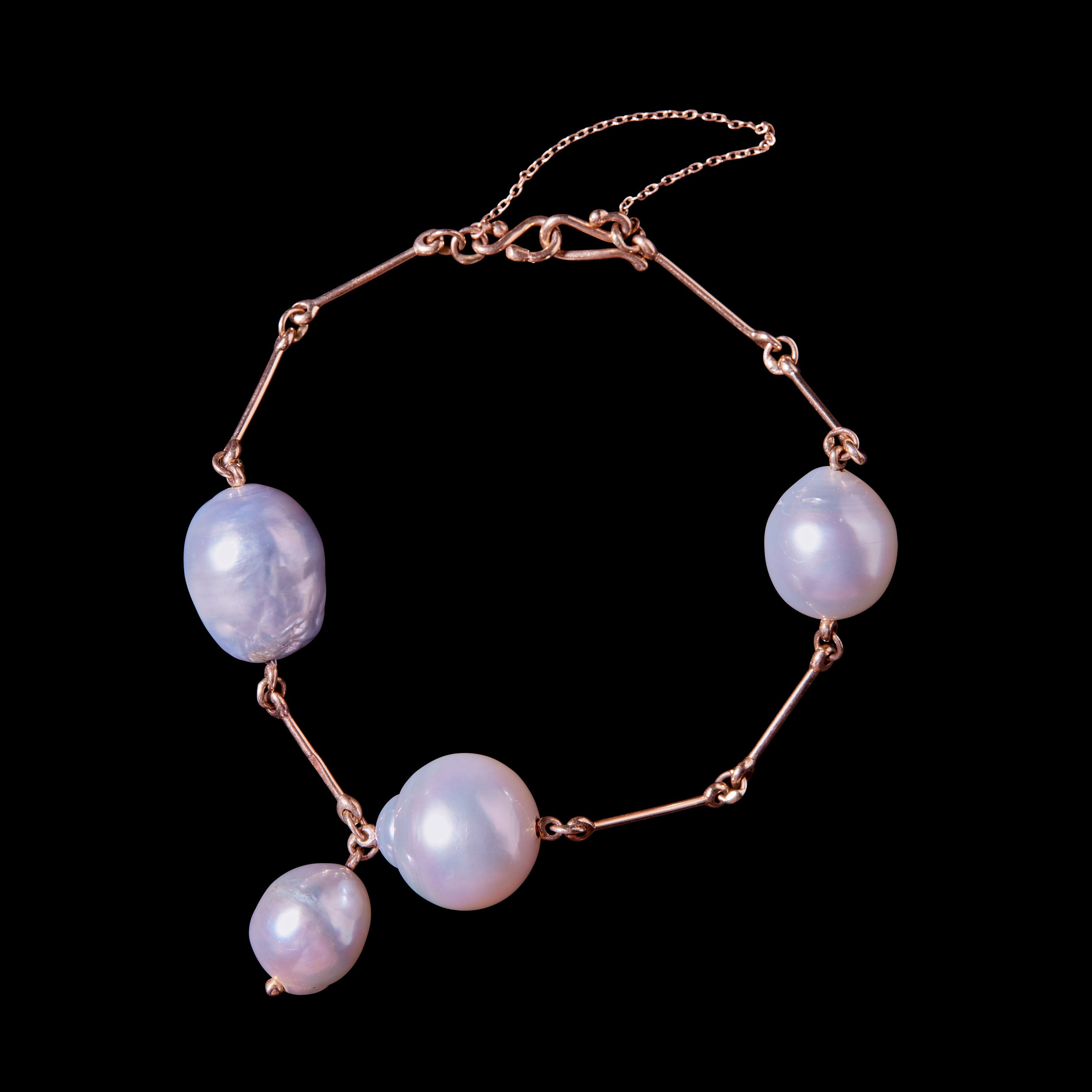 South Sea Baroque Pearl Bracelet