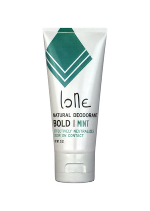BOLD Deodorant + Applicator | Mint