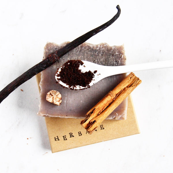 Herbane Soap | Eggnog Latte