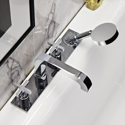 Bath Taps – Indesign