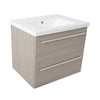 Pace 500 Wall Mounted Two Drawer Unit & Basin