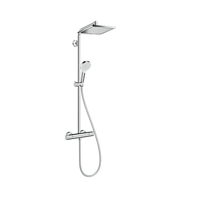 Hansgrohe Crometta 240 1 Jet Shower Set - Indesign