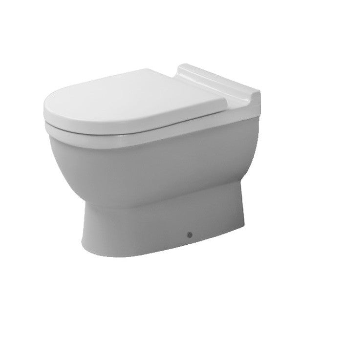 Duravit Starck 3 Floor Standing Pan - Indesign