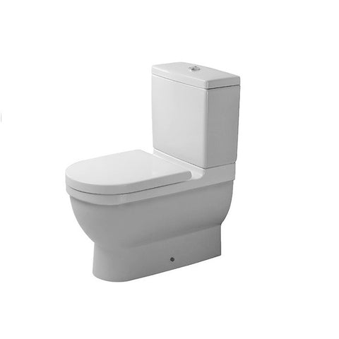 Duravit Starck 3 Close Coupled Pan