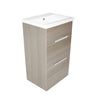 Pace 500 Floor Mounted Two Drawer Unit & Basin