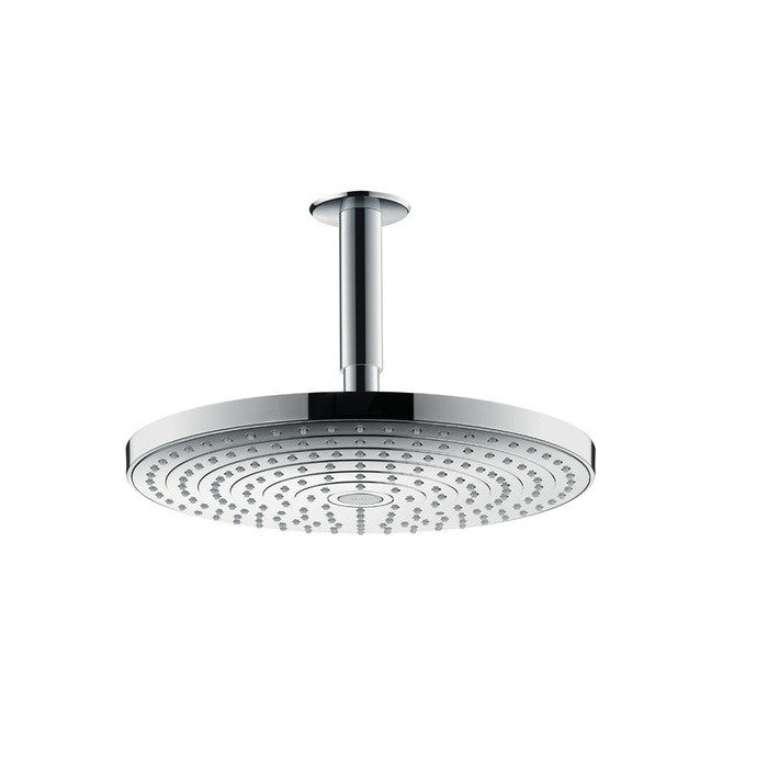 Hansgrohe Raindance Select S 300 2 Jet Overhead Shower & Ceiling Arm