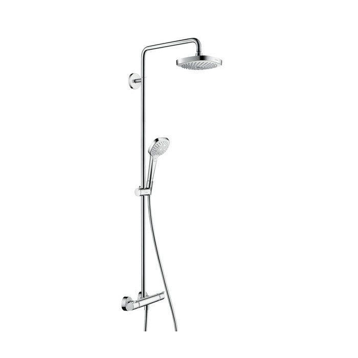 Hansgrohe Croma Select E 180 2 Jet Shower Set