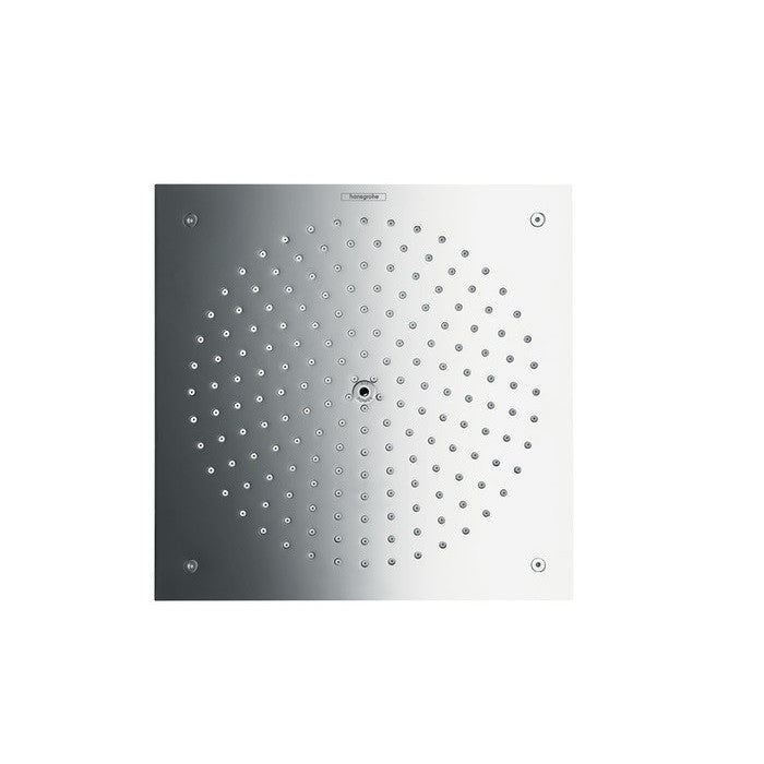 Hansgrohe Raindance Concealed Overhead Shower - Indesign