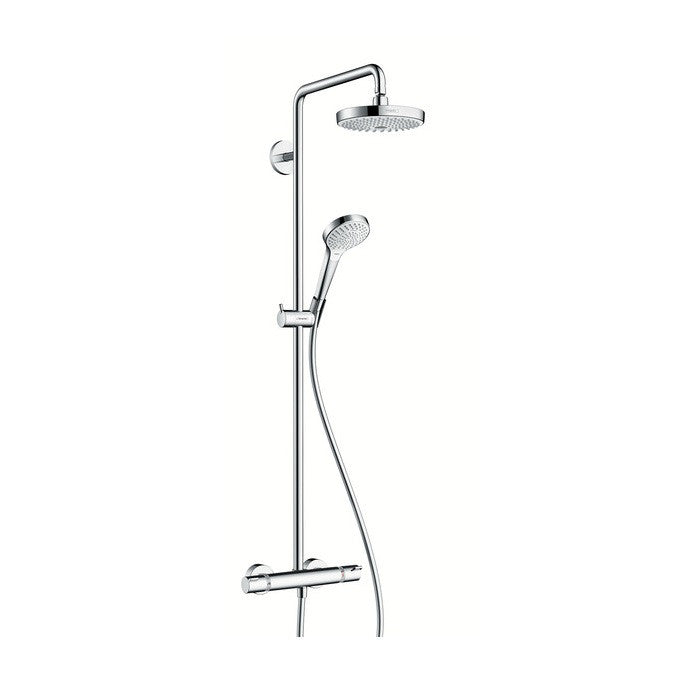 Hansgrohe Croma Select S 180 2 Jet Shower Set
