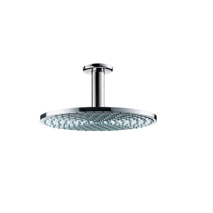 Hansgrohe Raindance Air 240 Overhead Shower Ecosmart & Ceiling Connector