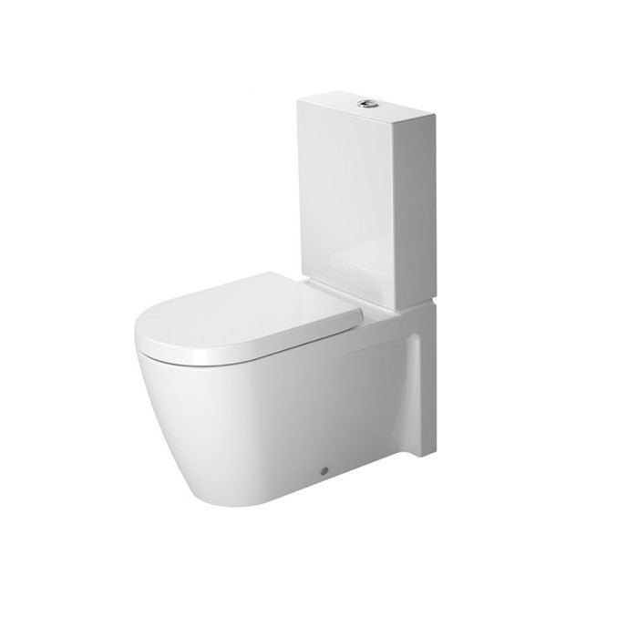 Duravit Starck 2 Close Coupled Pan 725mm