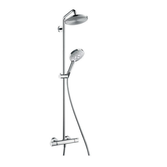 Hansgrohe Raindance Select 240 Shower Pipe - Indesign
