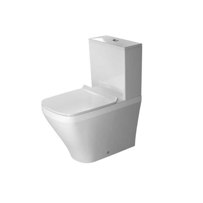 Duravit Durastyle Close Coupled Pan 630mm
