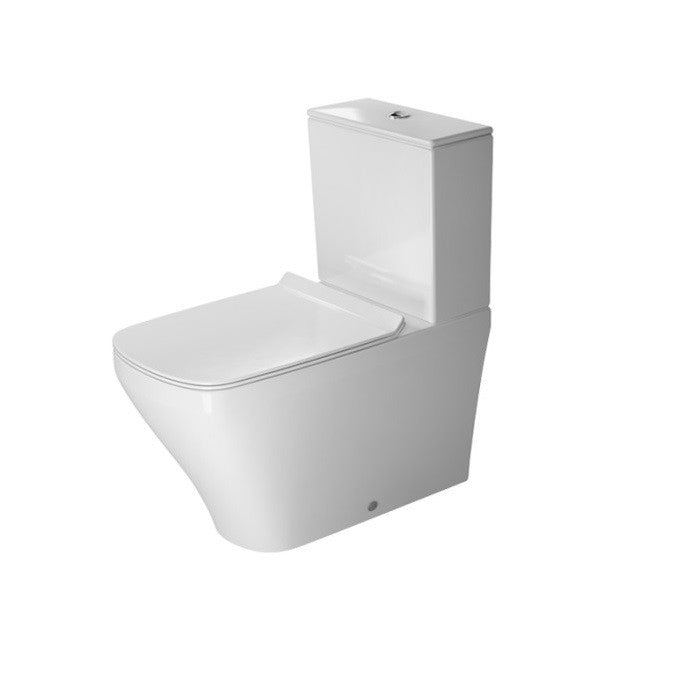 Duravit Durastyle Close Coupled Pan 720mm - Indesign