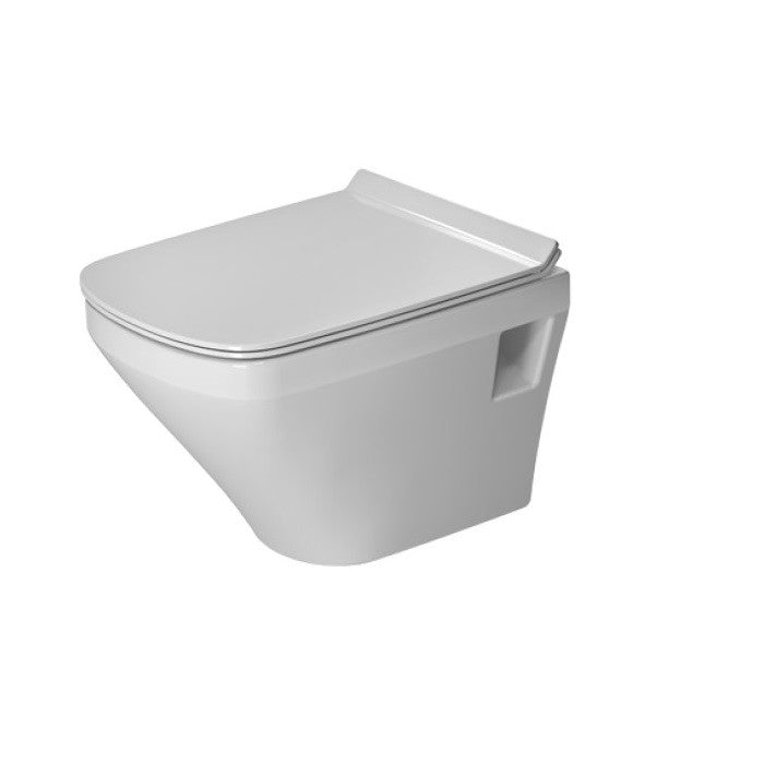 Duravit Durastyle Compact Wall-Mounted Pan - Indesign