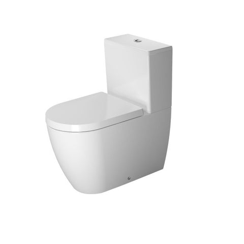 Duravit ME by Starck Close Coupled Pan