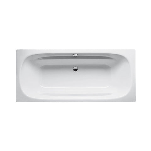 Bette Duo Steel Straight Bath