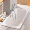 Bette Duett Steel Straight Bath