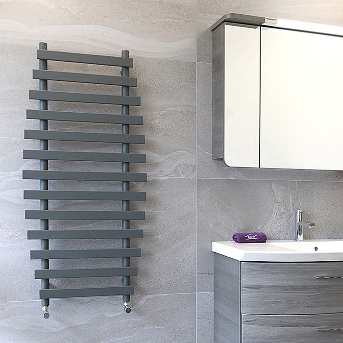 Cruise Heated Towel Rail - Indesign