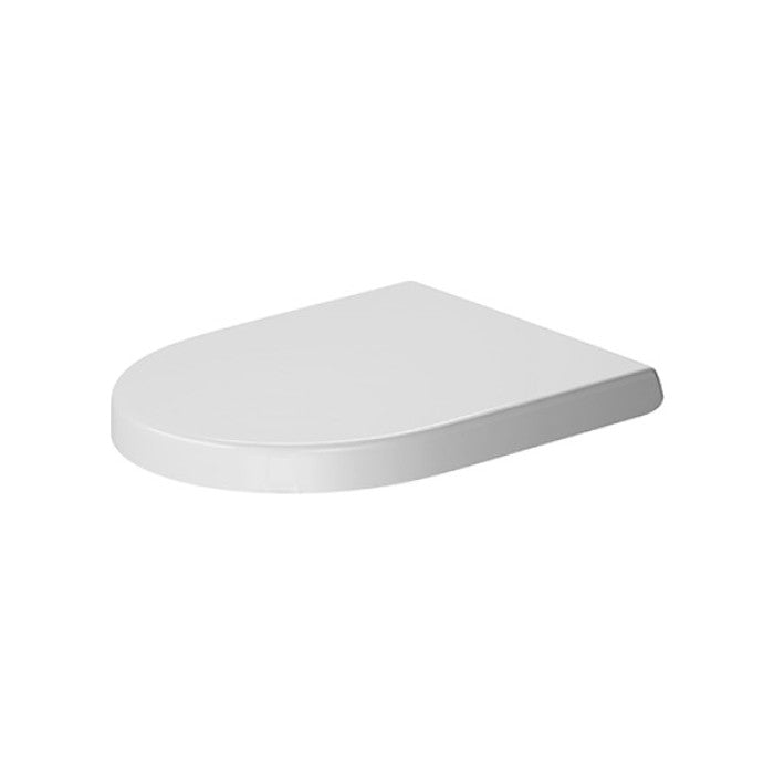 Duravit Starck 2 Soft-Close Toilet Seat - Indesign