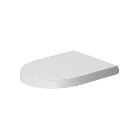 Duravit Starck 2 Soft-Close Toilet Seat