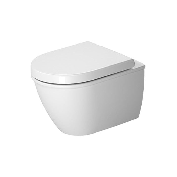 Duravit Darling New Compact Wall Hung Pan - Indesign