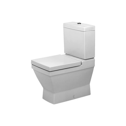 Duravit 2nd Floor Close-Coupled Pan