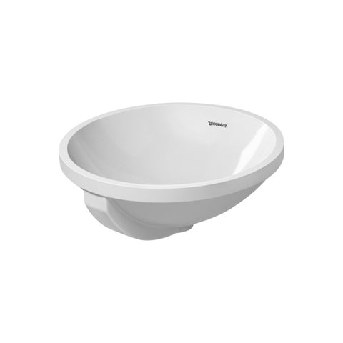 Duravit Architec Under Counter Basin - 400 mm