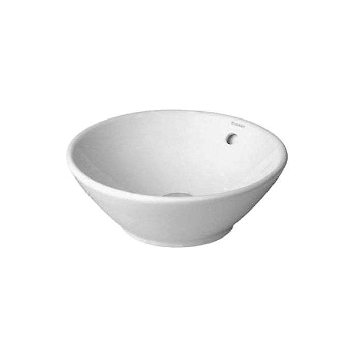 Duravit Bacino Counter Top Basin - Indesign