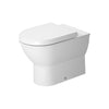 Duravit Darling New Floor Standing Pan - Indesign