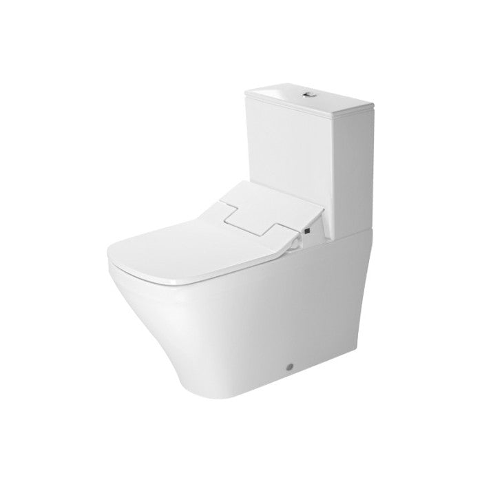 duravit durastyle close coupled sensowash slim toilet sensowash indesign. Black Bedroom Furniture Sets. Home Design Ideas