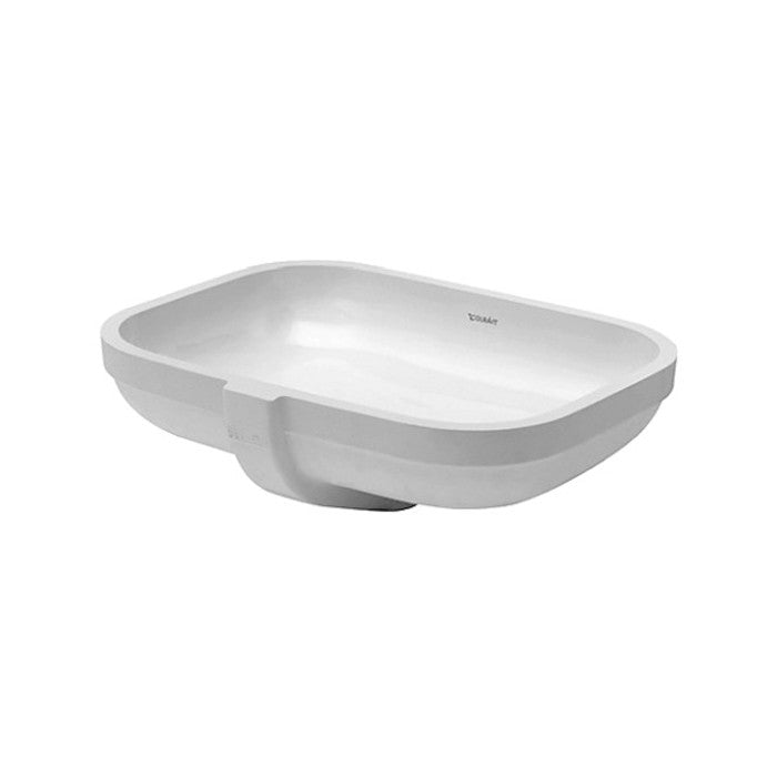 Duravit Happy D.2 Undercounter Basin - 480 mm - Indesign