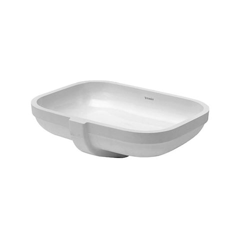 Duravit Happy D.2 Undercounter Basin - 480 mm