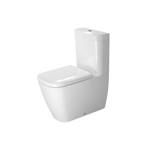 Duravit Happy D.2 Close Coupled Pan