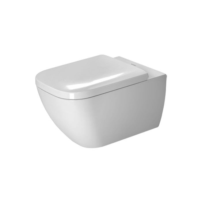 Duravit Happy D.2 Wall Hung Pan - Indesign