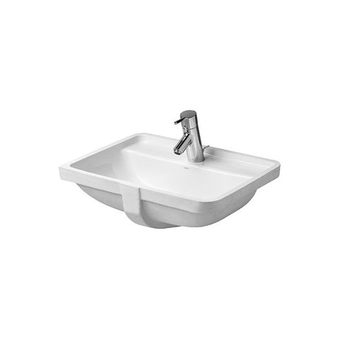 Duravit Starck 3 Under Counter Basin - 490 mm