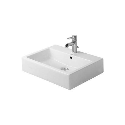 Duravit Vero Wall Hung Basin 600 mm
