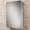 Kore Slim Aluminium Mirror Cabinet - Indesign