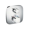 Hansgrohe Ecostat E Concealed Thermostatic Mixer With Shut Off And Diverter